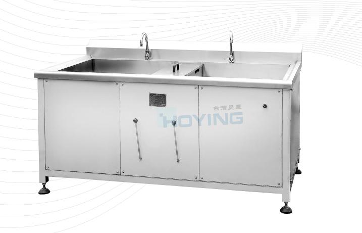 双杠洗菜机 HYTW-102S,HYTW-102